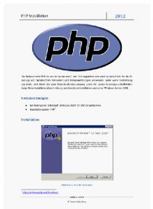 vorschau-php-installation-ws08r2